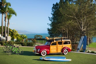 Dana Point Resort's Recreational Activities