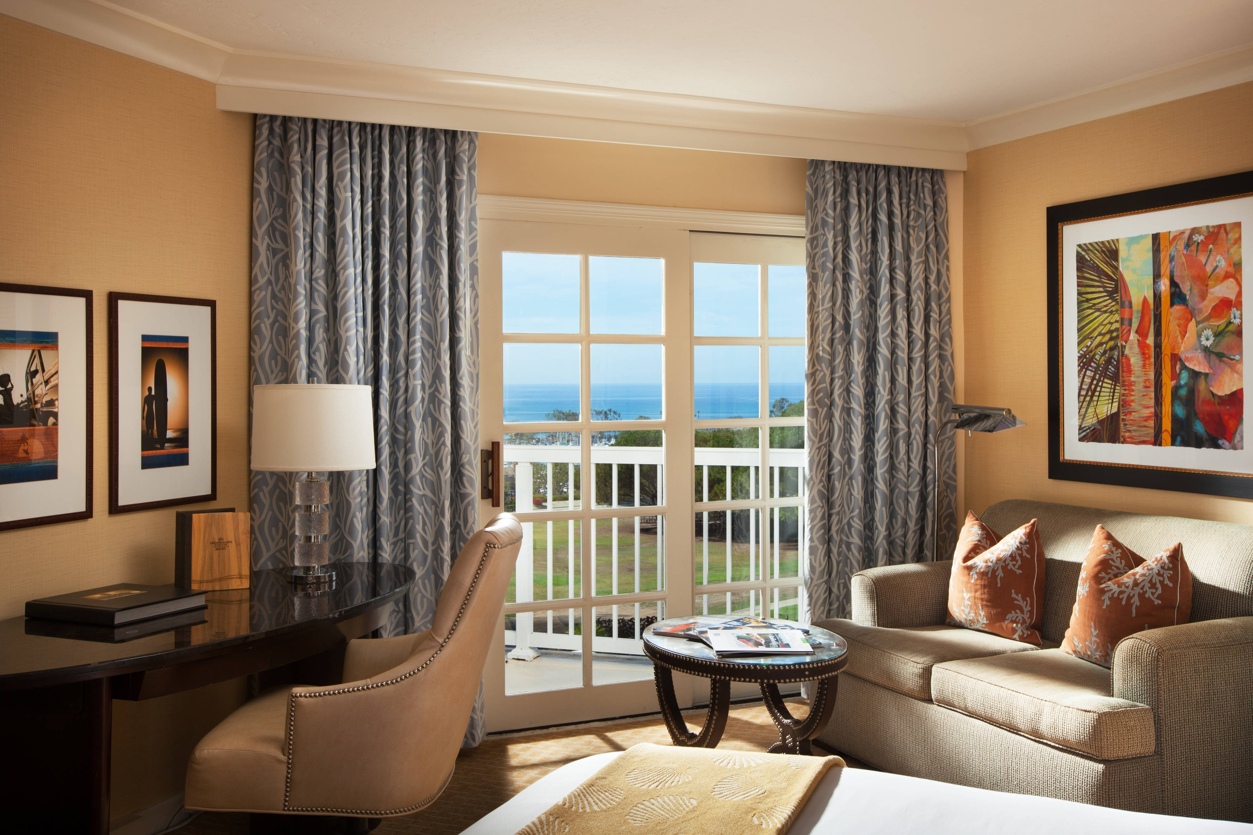 Dana Point Hotels with Ocean View