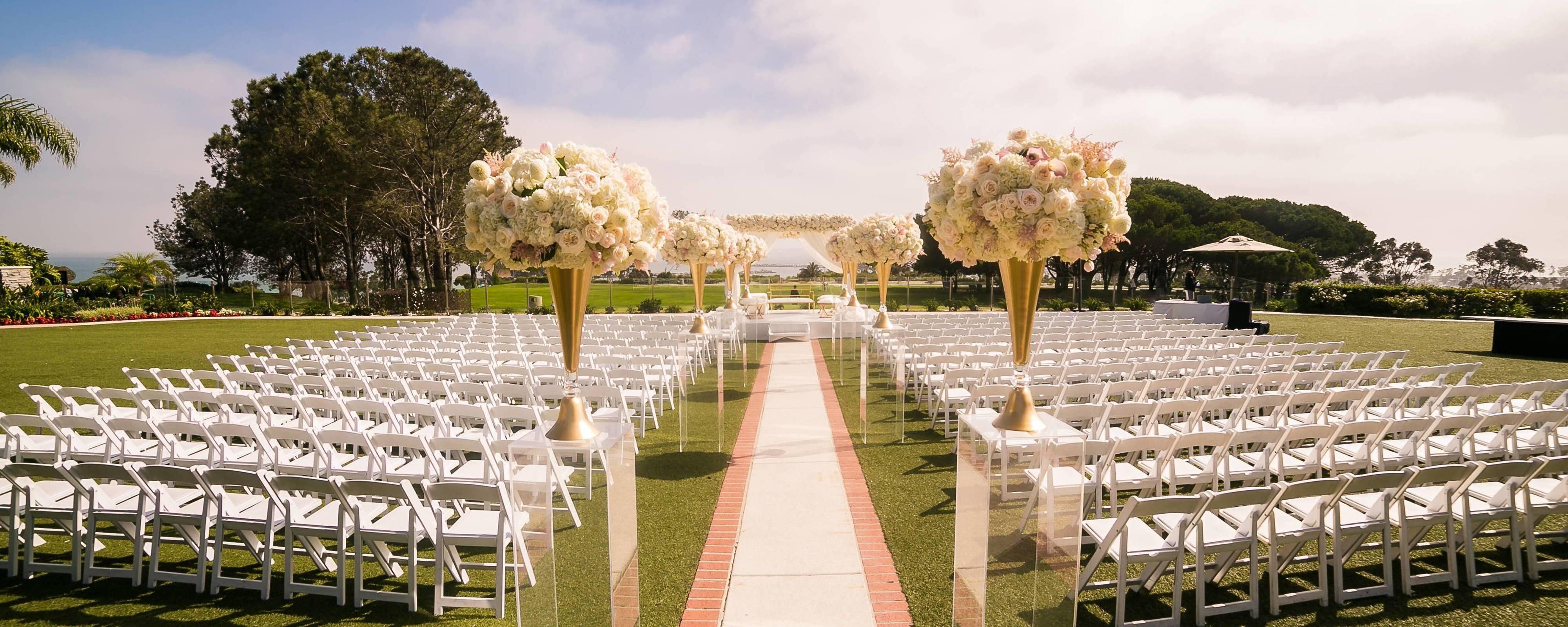Dana Point Wedding Venues By Laguna Beach Laguna Cliffs Marriott