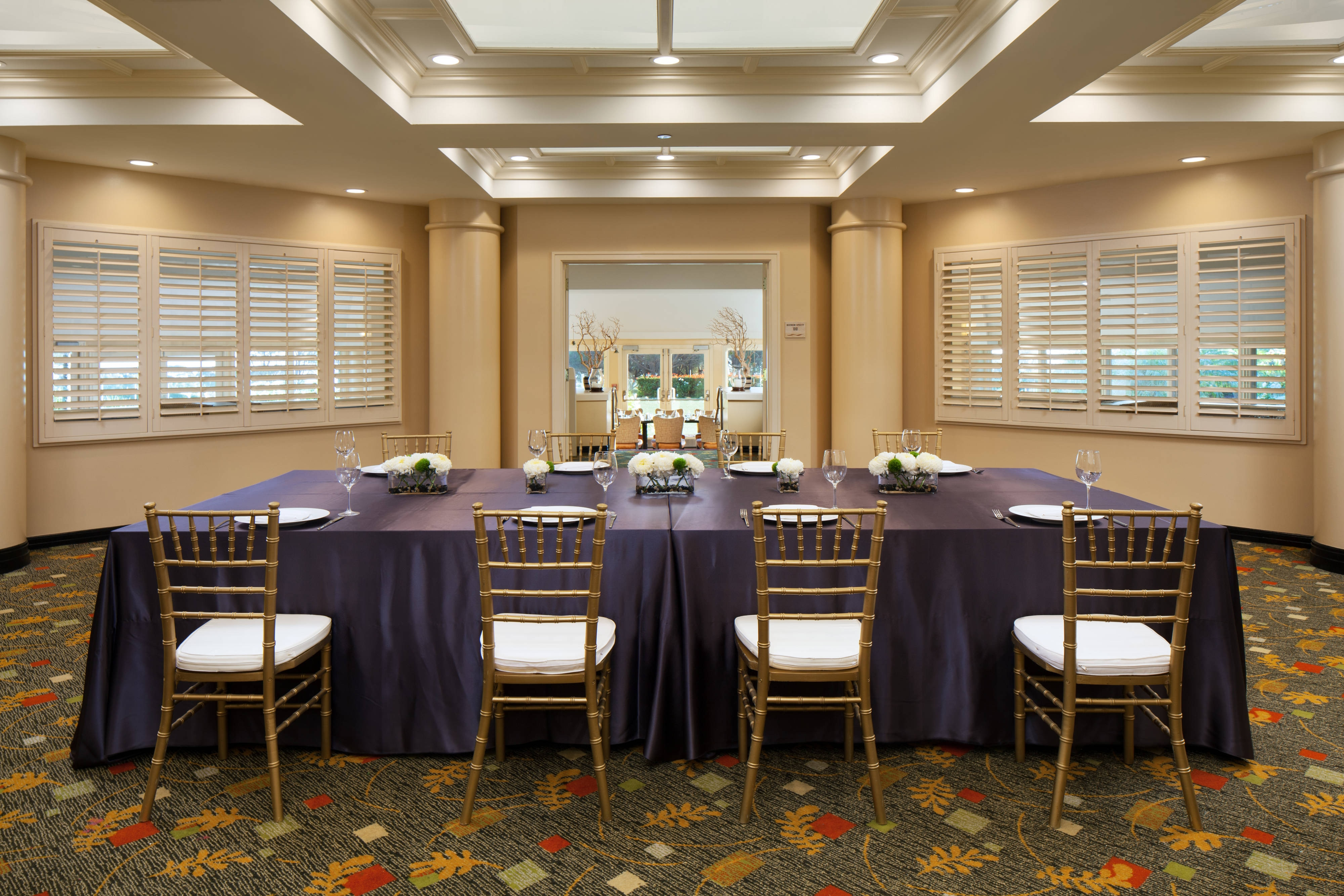 Dana Point Meeting Room
