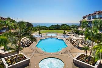 Pool at Laguna Cliffs Hotel