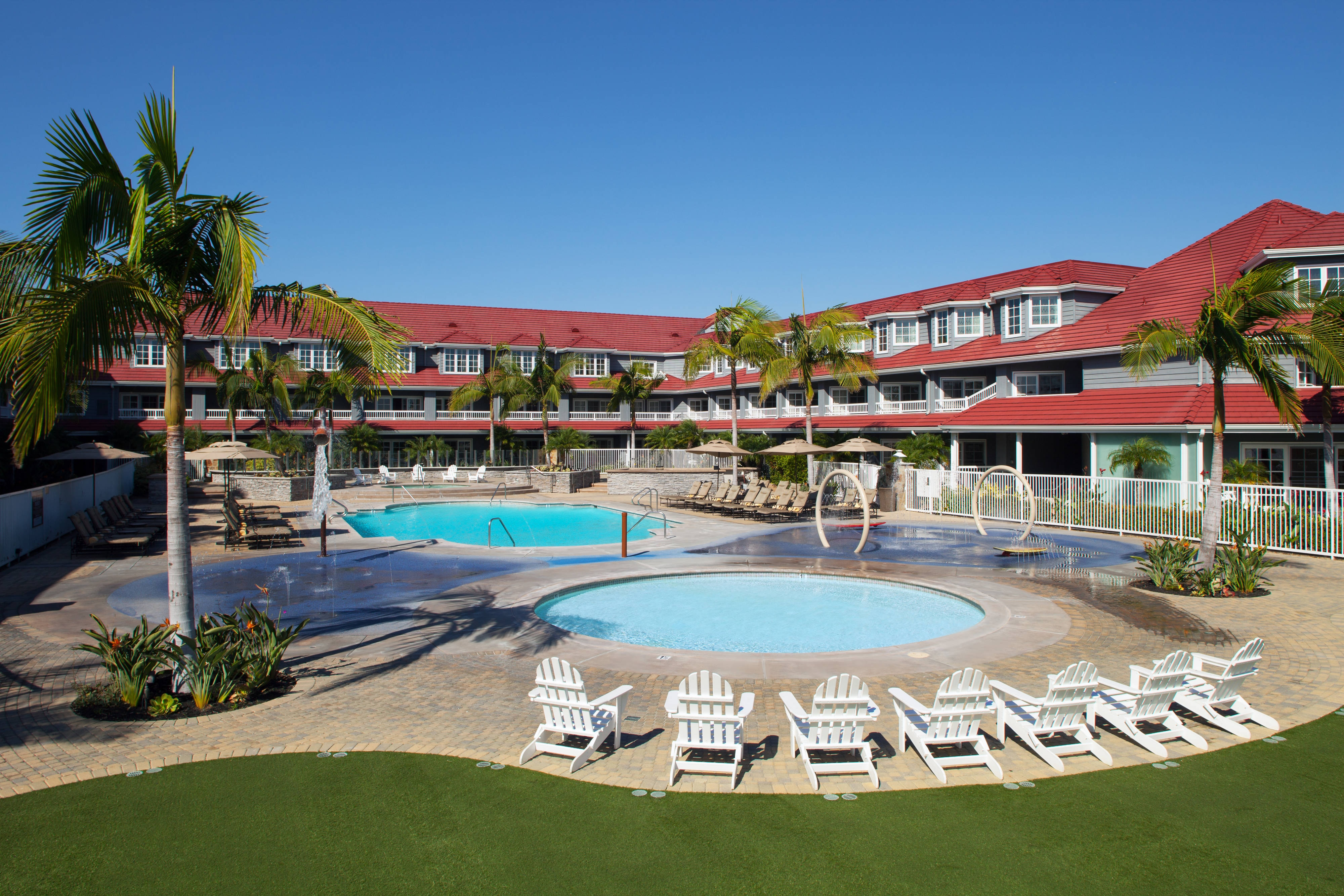 Dana Point Hotel with Pool