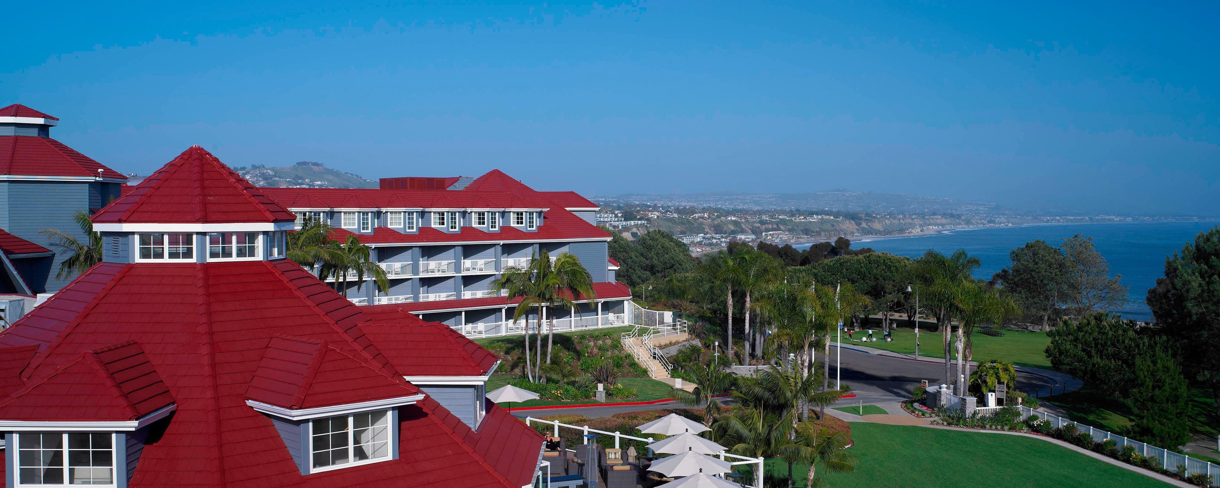 Dana Point California Hotel Map | Marriott Resort & Spa