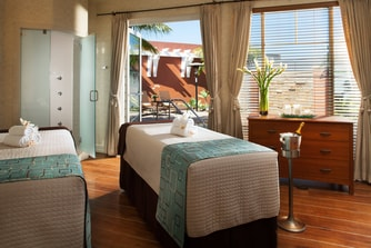 Couple's Massage, Dana Point Spa