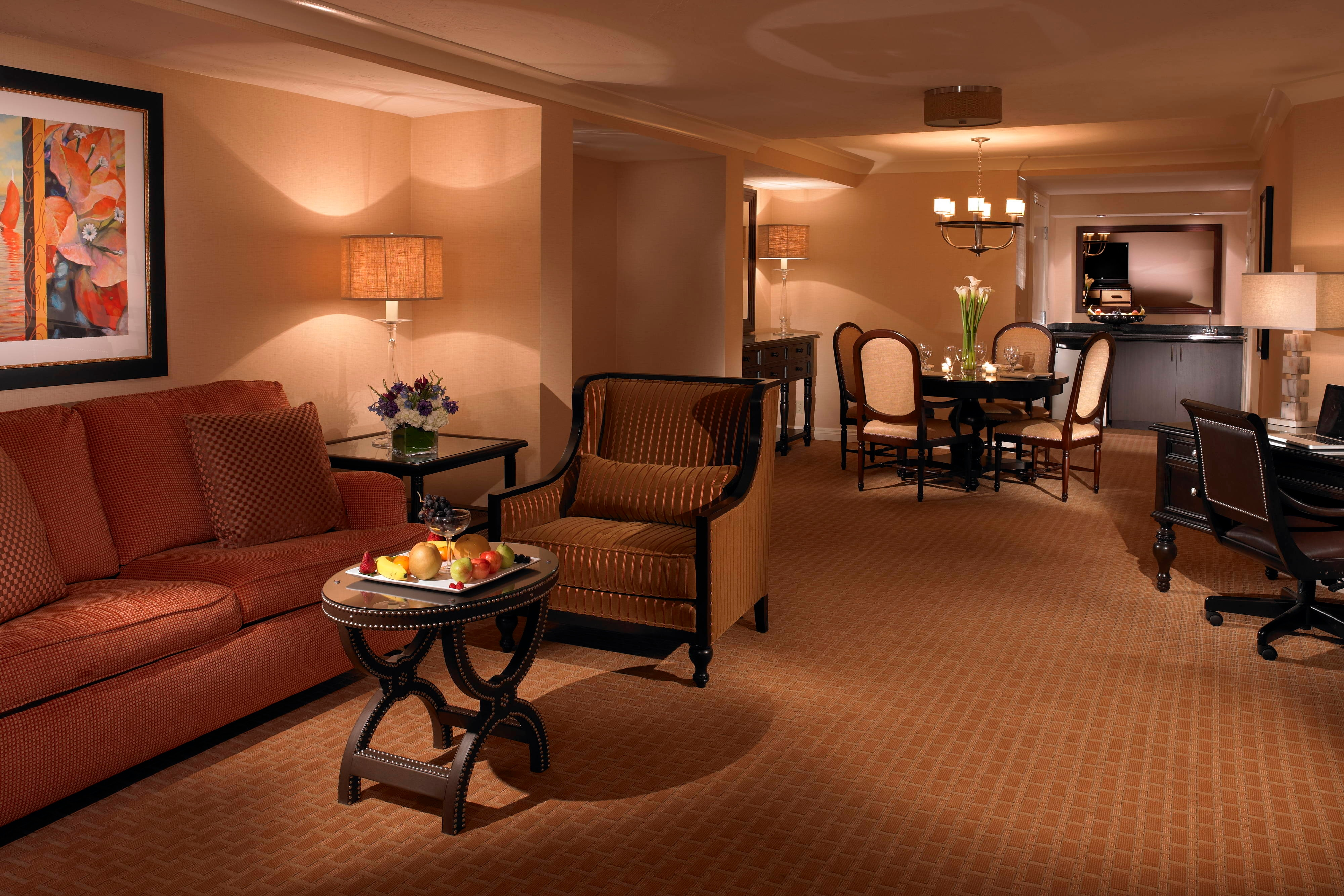 Upscale Suite Orange County