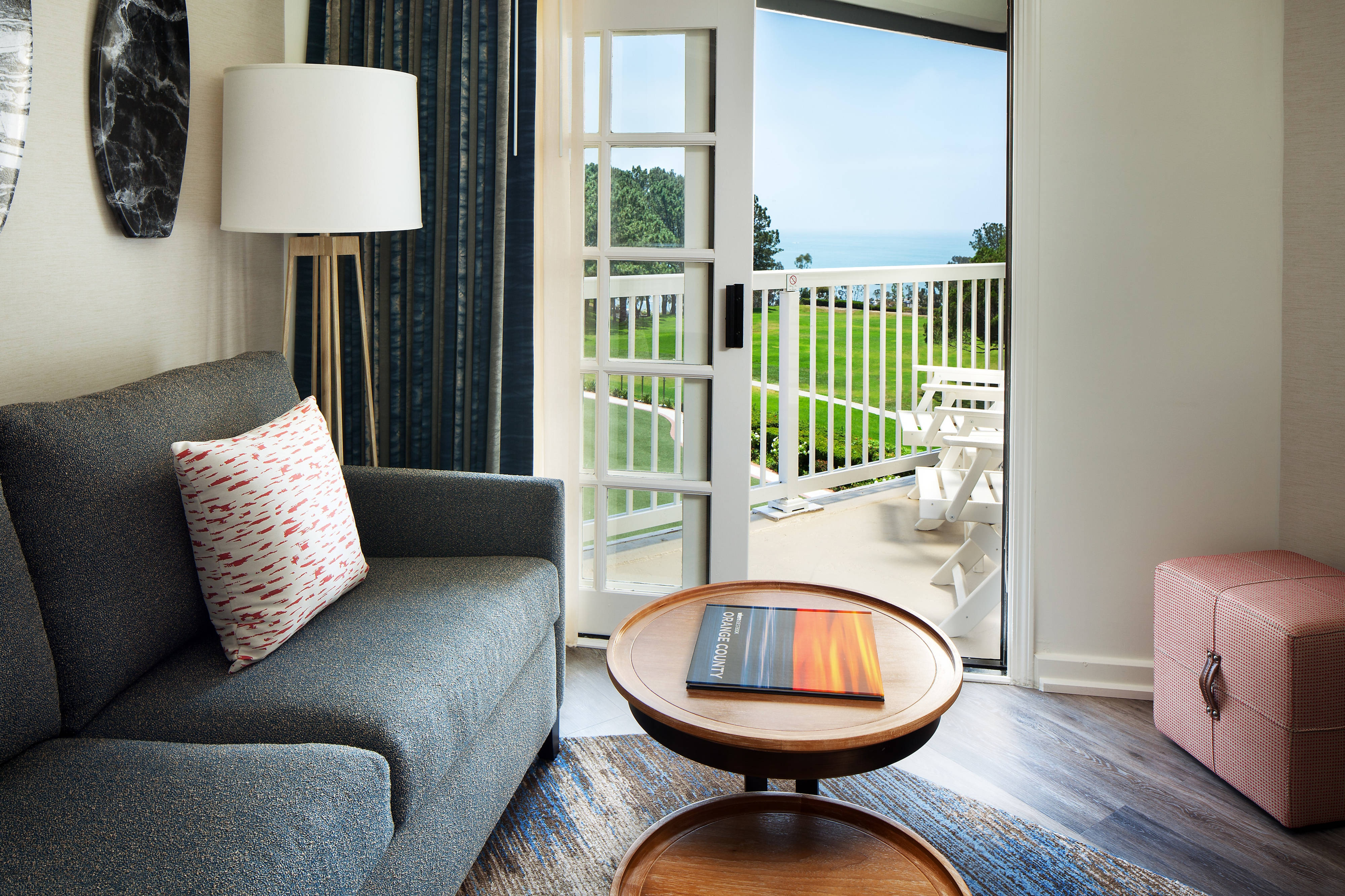 Partial Ocean View Guest Room - View