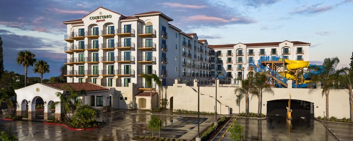 Harbor Blvd Hotels Near Disneyland Ca Courtyard Anaheim
