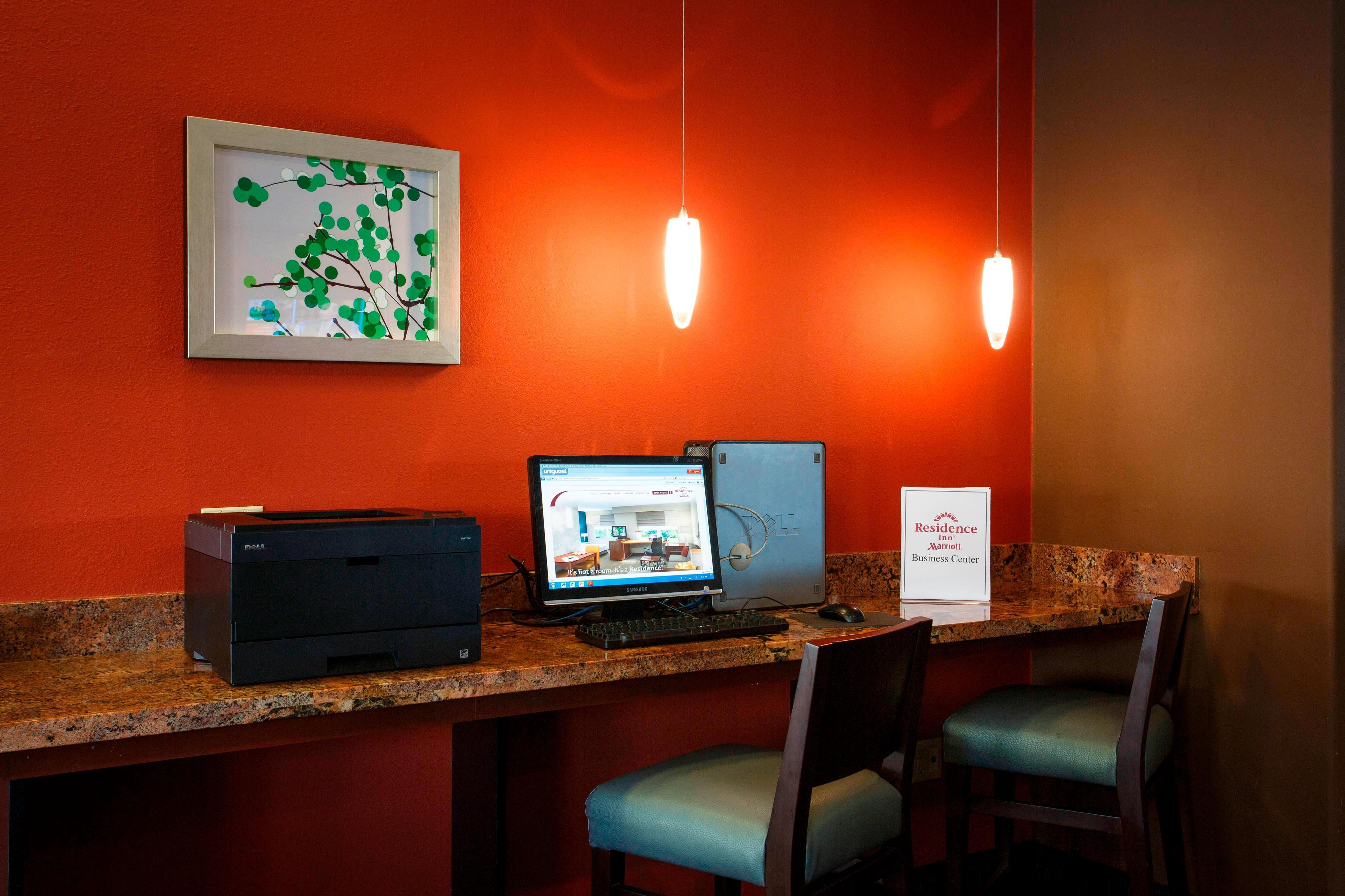 Residence Inn Business Center