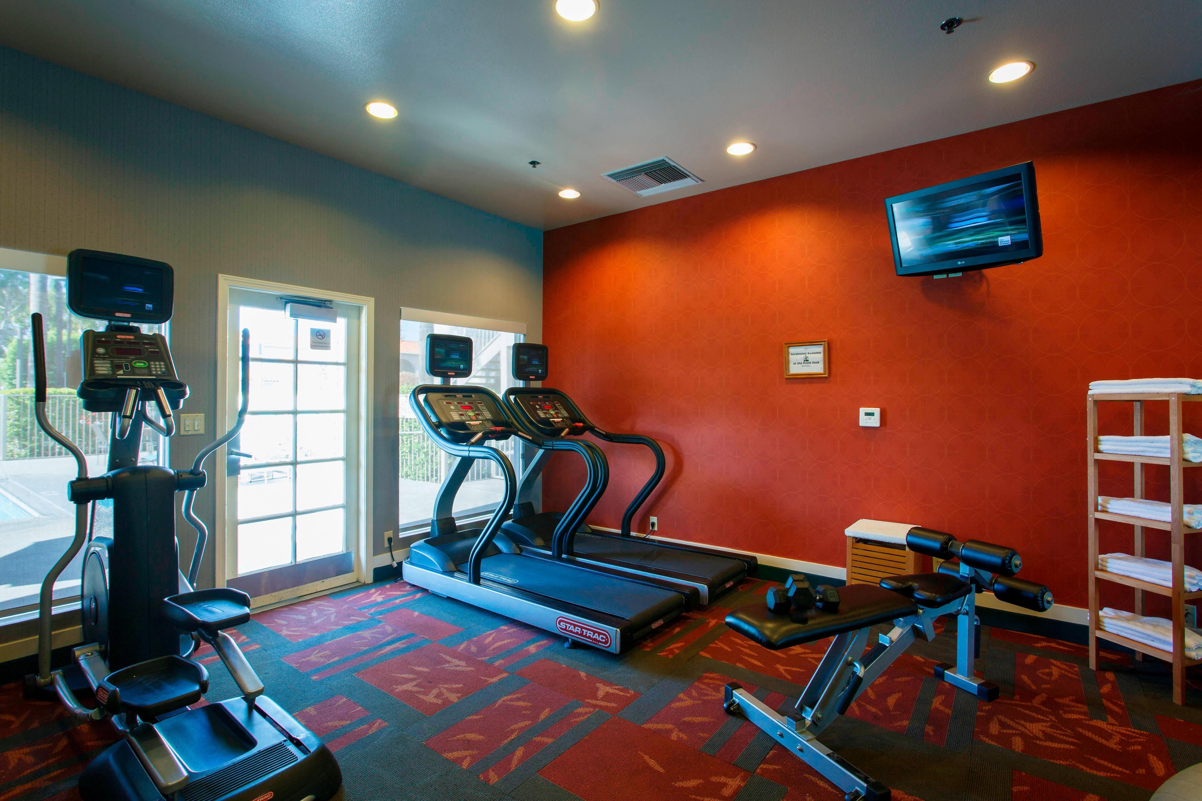 Residence Inn Exercise Room
