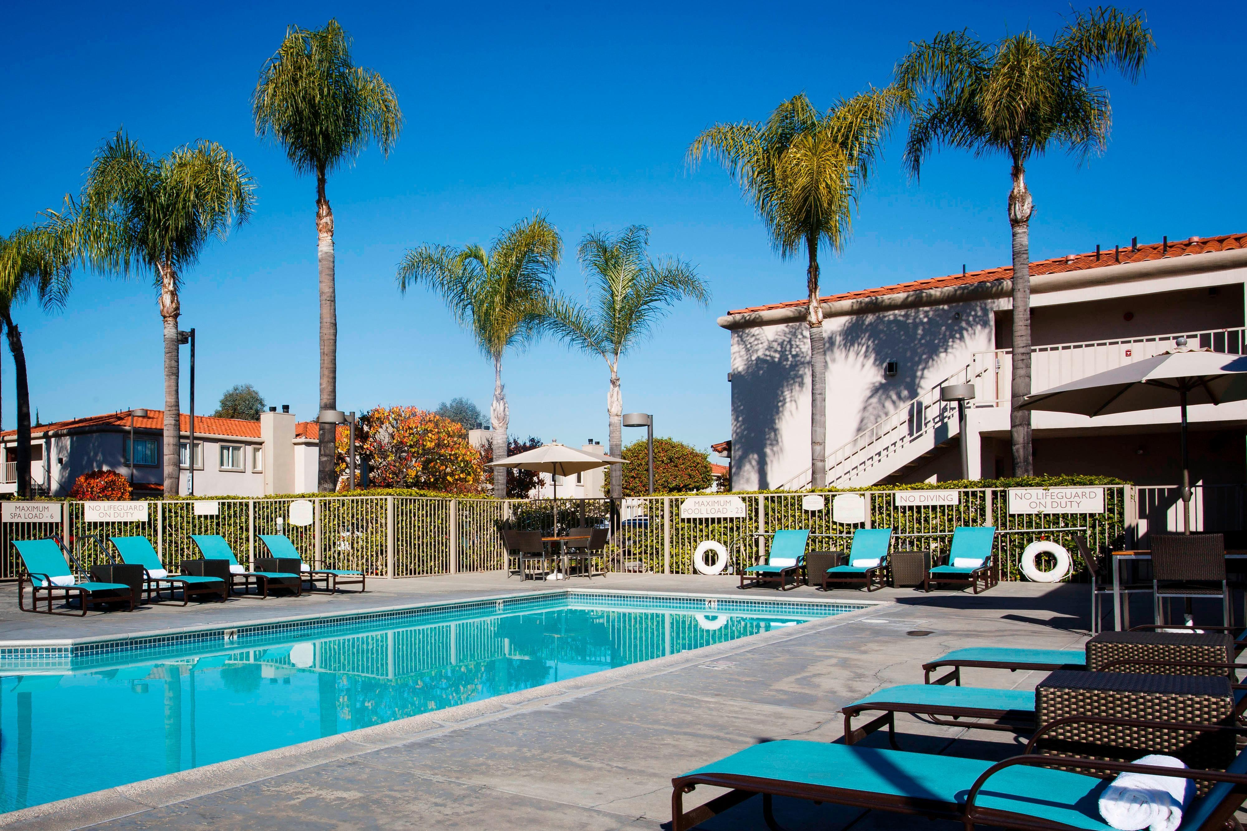 Exterior Heated Pool & Spa