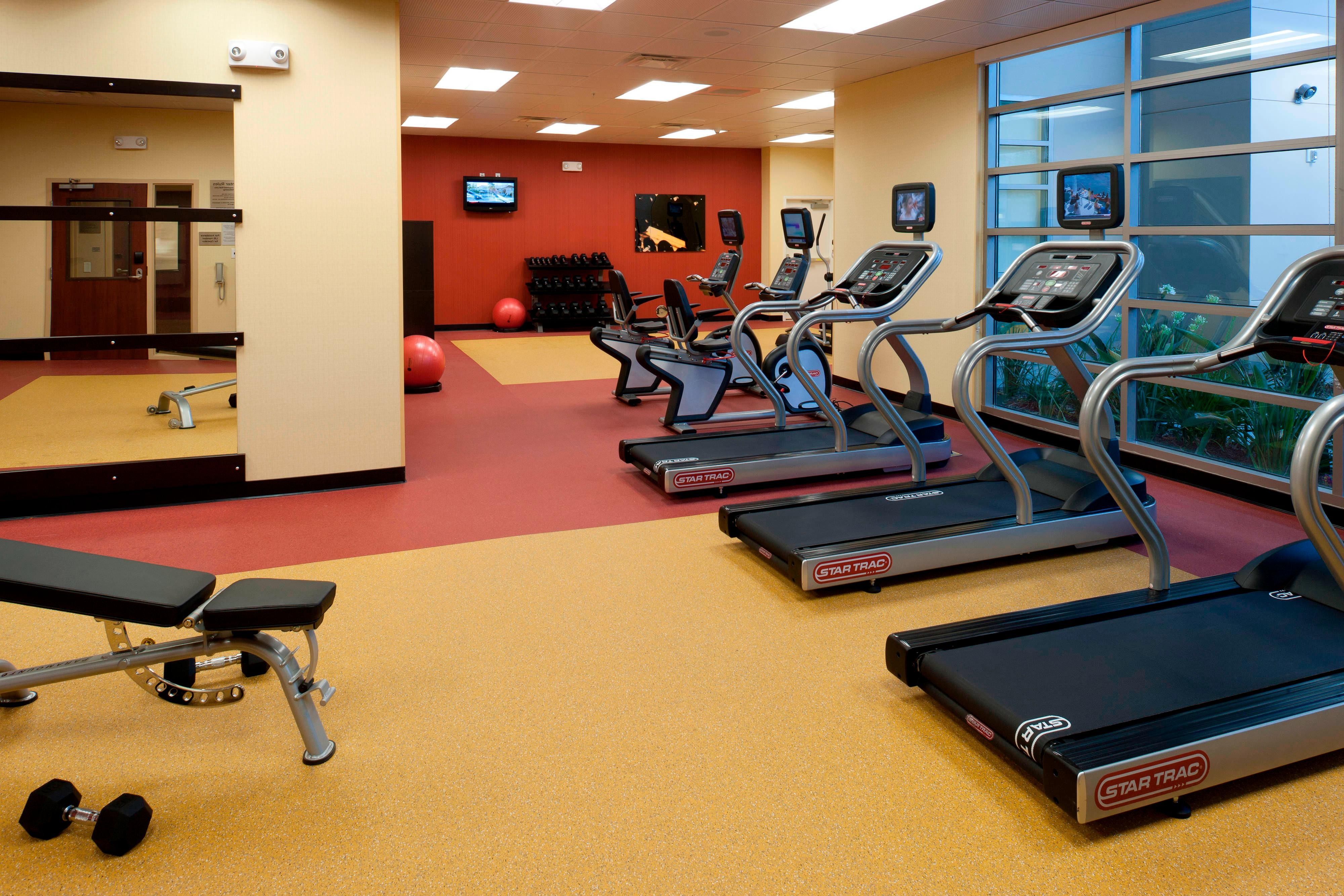 Fitness Center - Orange County hotels
