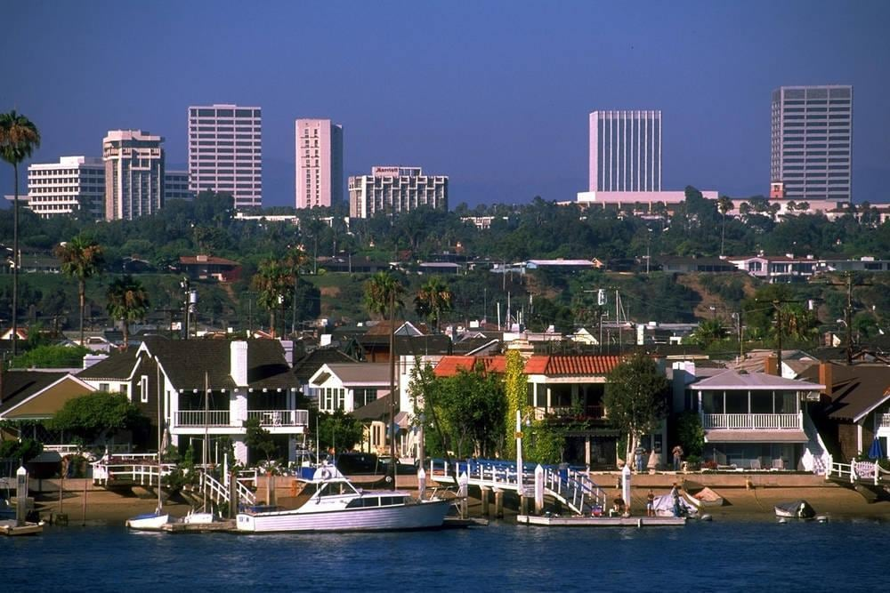 Newport Beach Harbor