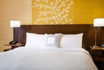Guest Room Bedding Details