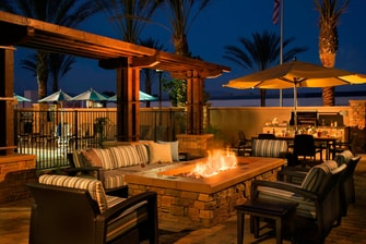 BBQ and Firepit
