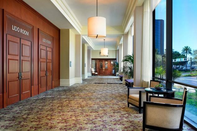 West Galleria Foyer