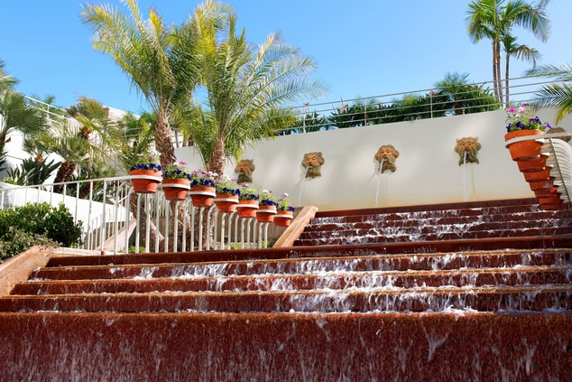 Waterfall Terrace