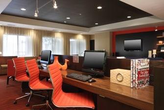 Salinas Monterey hotel Business Center