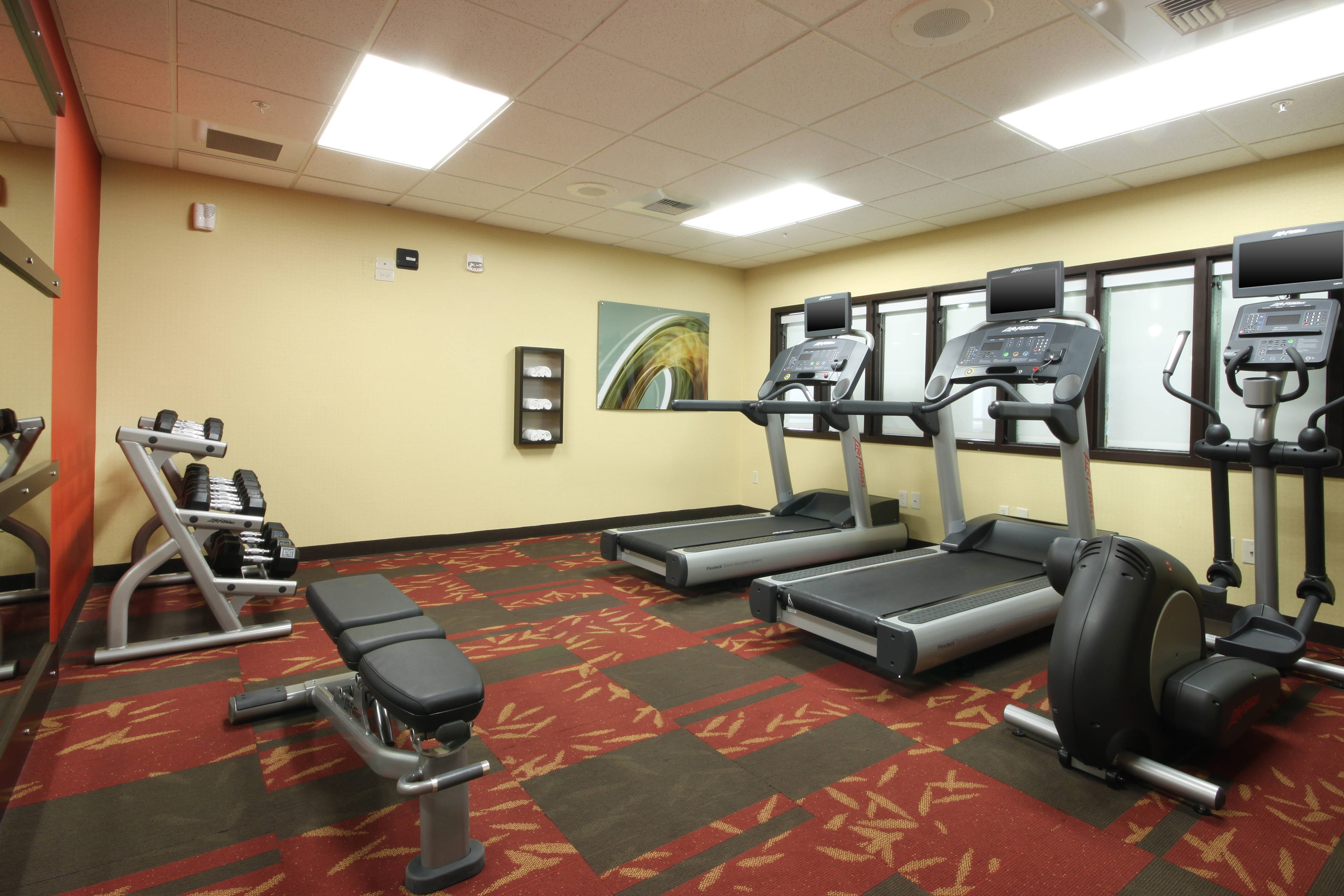 Salinas Monterey hotel Fitness Center
