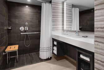 Accessible guest rooms in Bridgewater, NJ