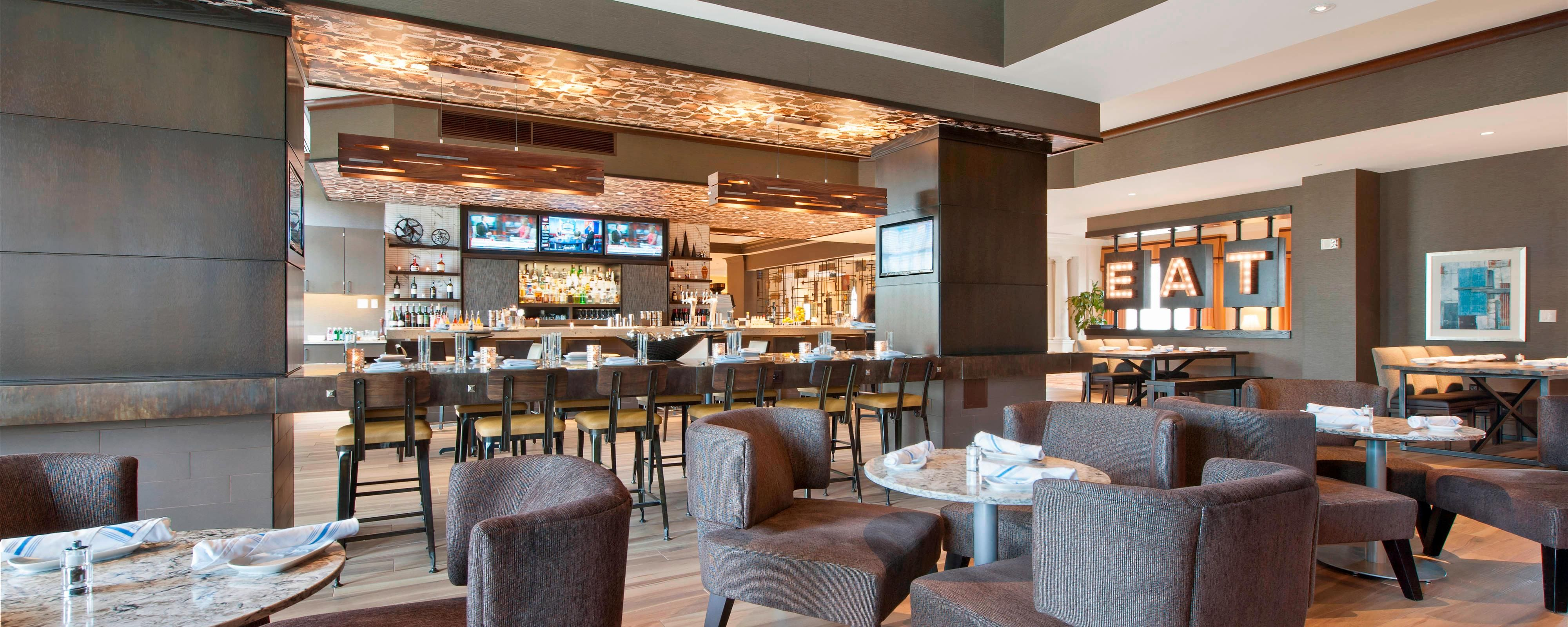 Restaurants Bars In Bridgewater Nj Bridgewater Marriott