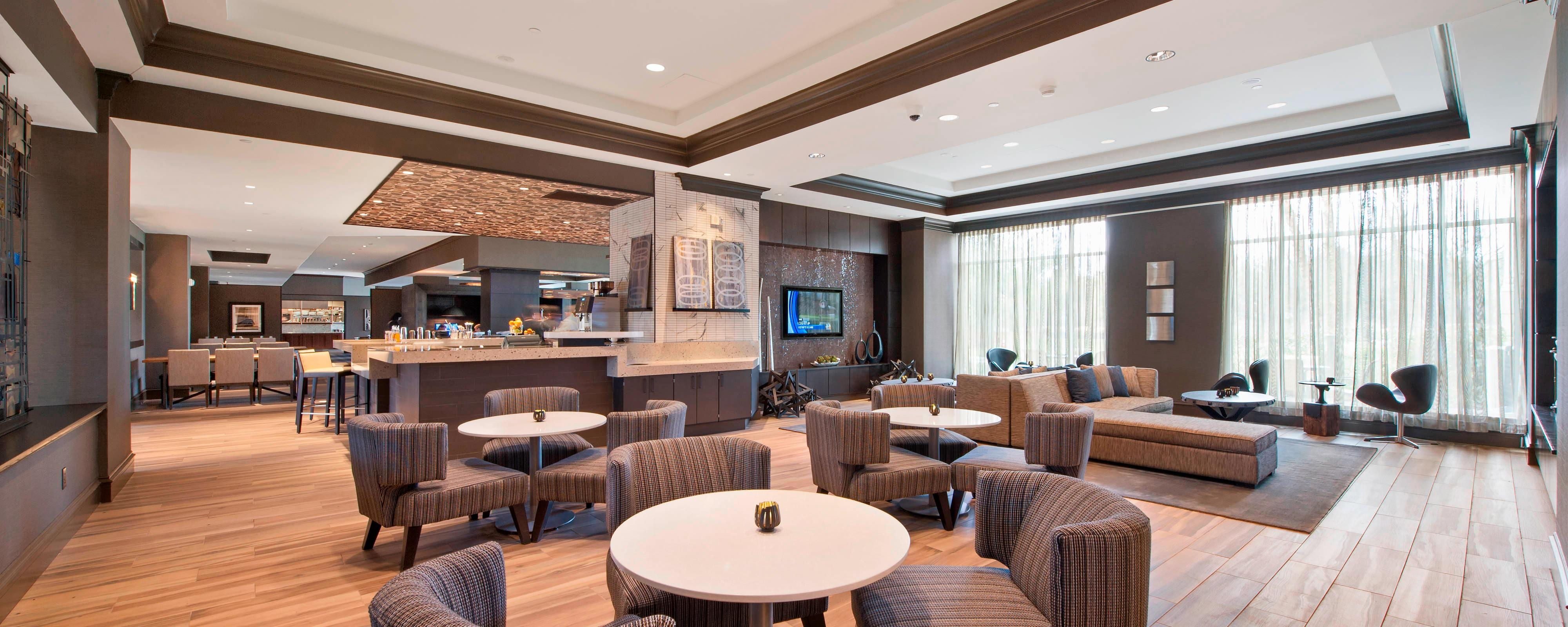 Hotels in Somerset County, NJ | Bridgewater Marriott