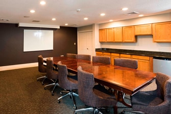 Spartanburg South Carolina Hotel Boardroom