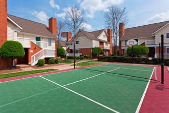 Sport Court Spartanburg Hotel