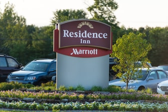 Residence Inn Entrance Sign