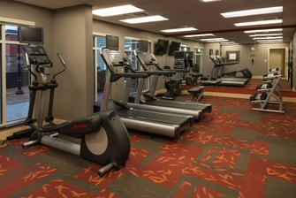 Residence Inn Fitness Room