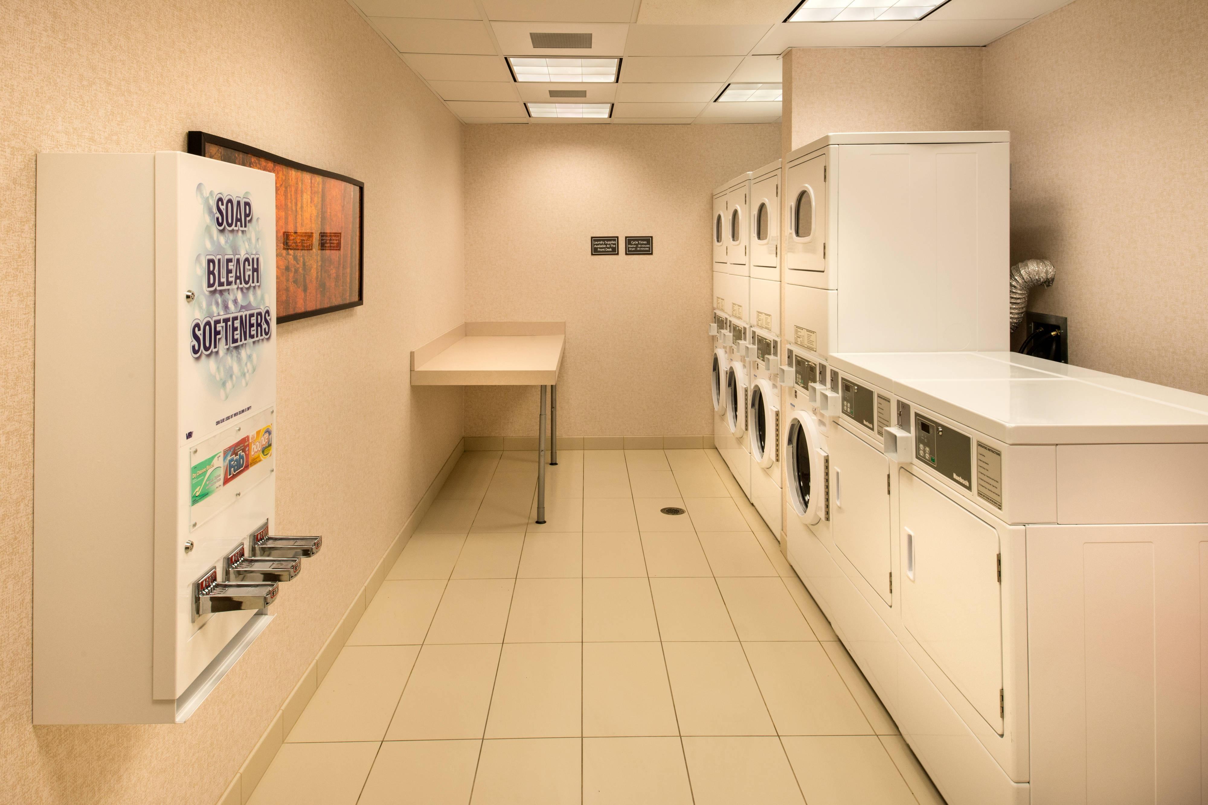 Residence Inn Guest Laundry