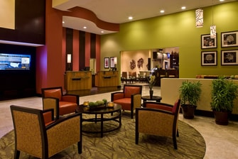 Hotel In Bradenton Lobby