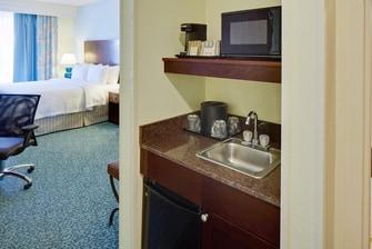 Hotel near Sarasota room amenities