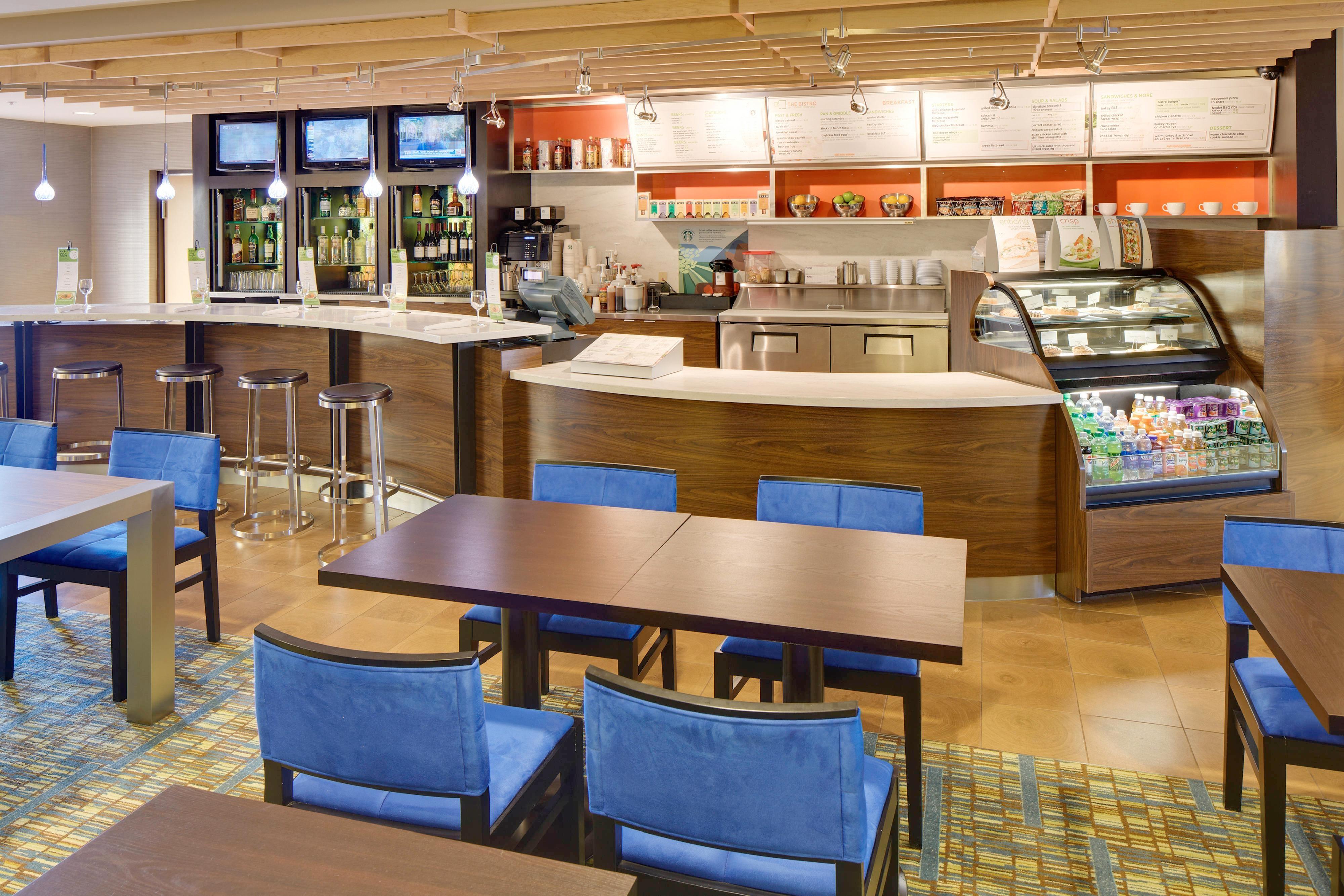 Hotel restaurant in Sarasota