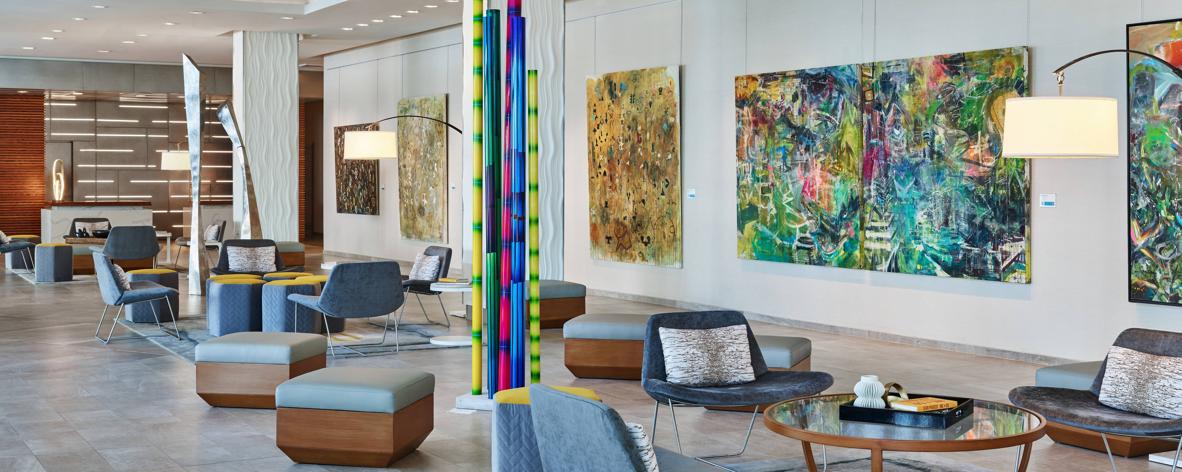 Art ovation hotel marriott autograph collection sarasota for A for art design hotel