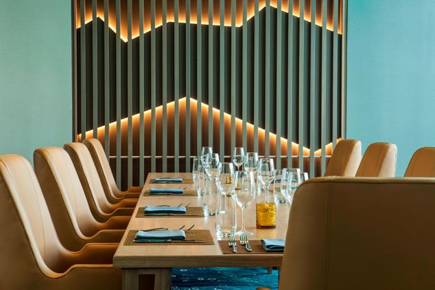 Evoq Private Dining Room