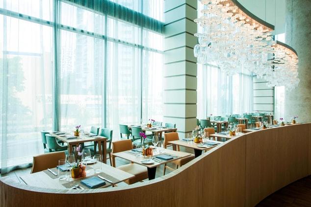 Evoq Restaurant