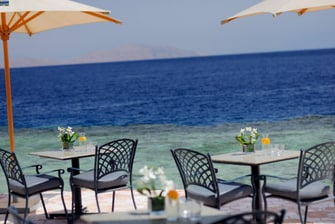 Renaissance Sharm El Sheikh Resort Beach Bar