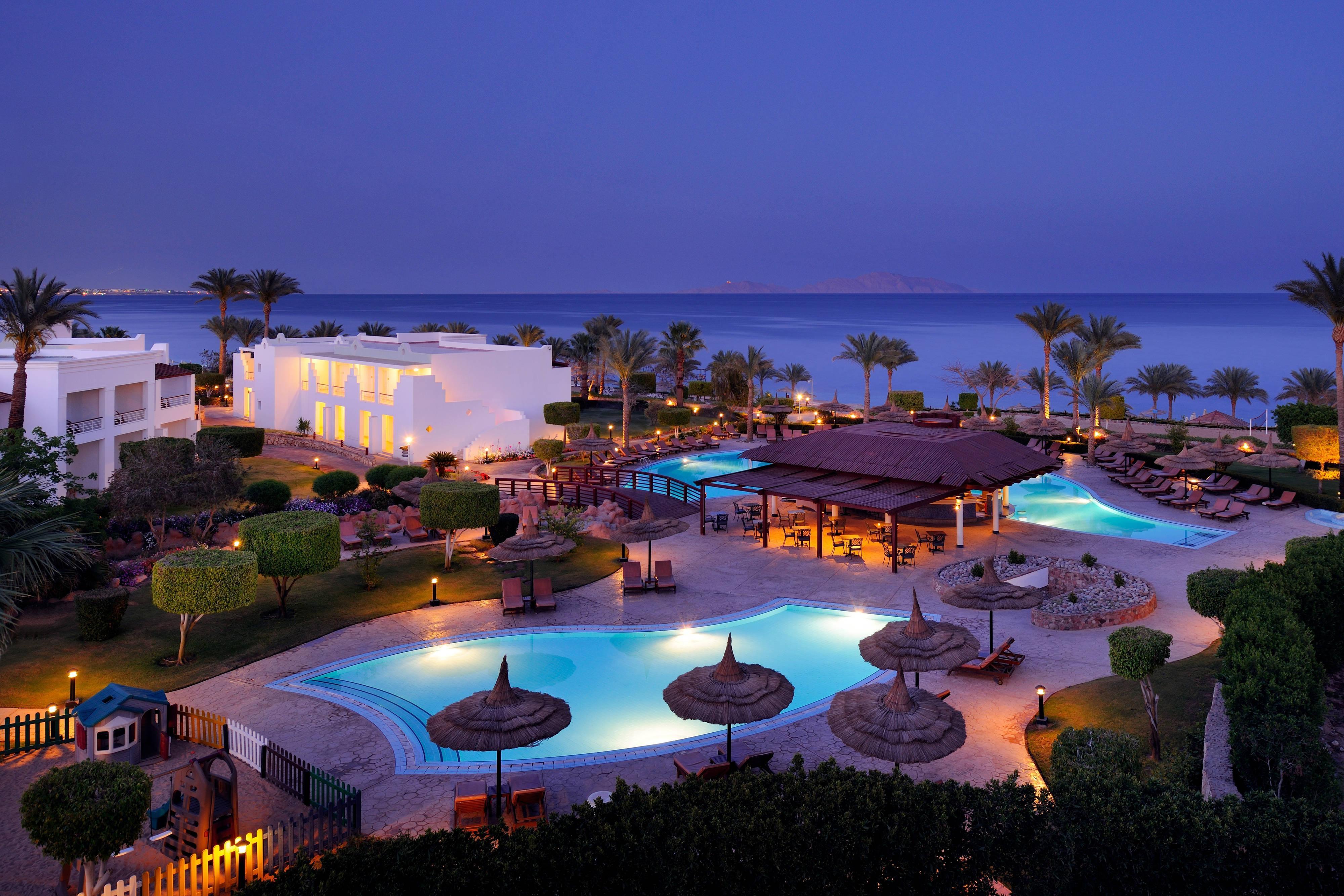 Panoramic View Sunset, Renaissance Sharm El Sheikh