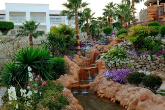 Renaissance Sharm El Sheikh Resort Waterfall