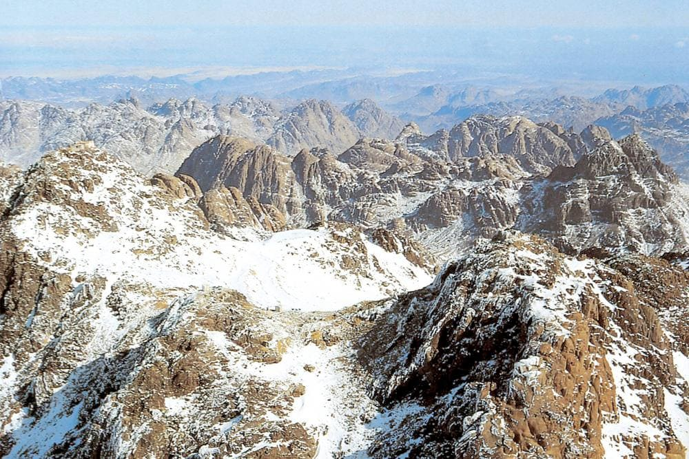 Moses's Mount Horeb