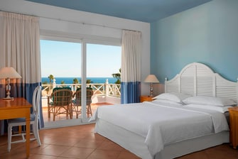 Standard Guest Room - Sea/Garden View