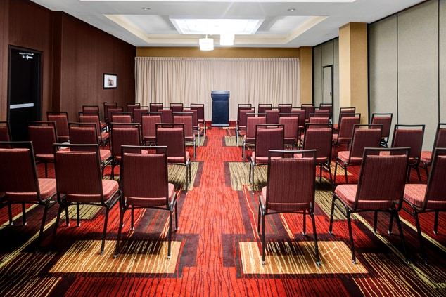 Germain West Conference Room Theater Setup
