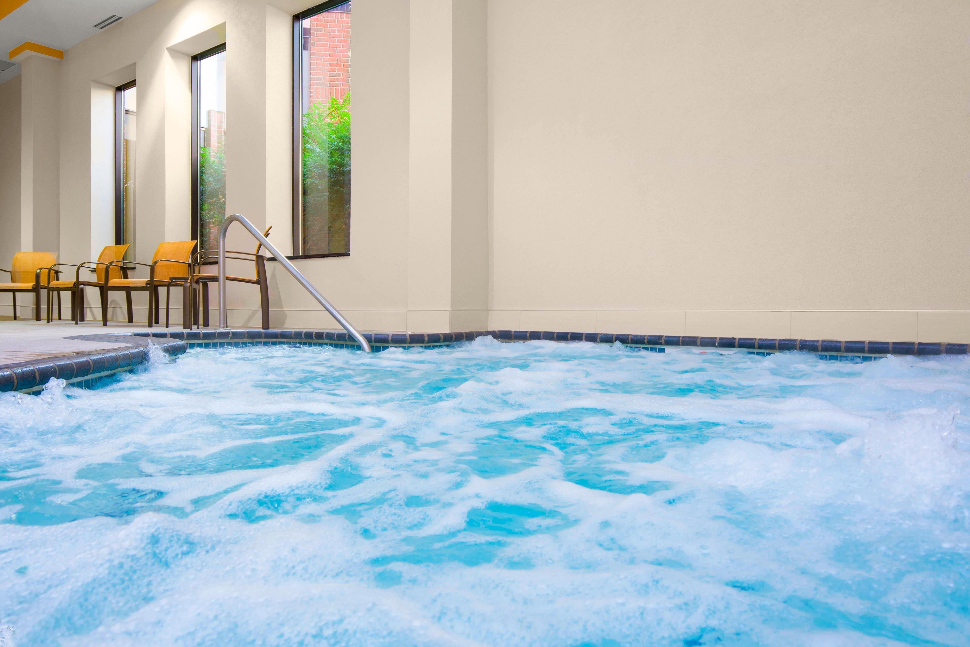Whirlpool hot tub