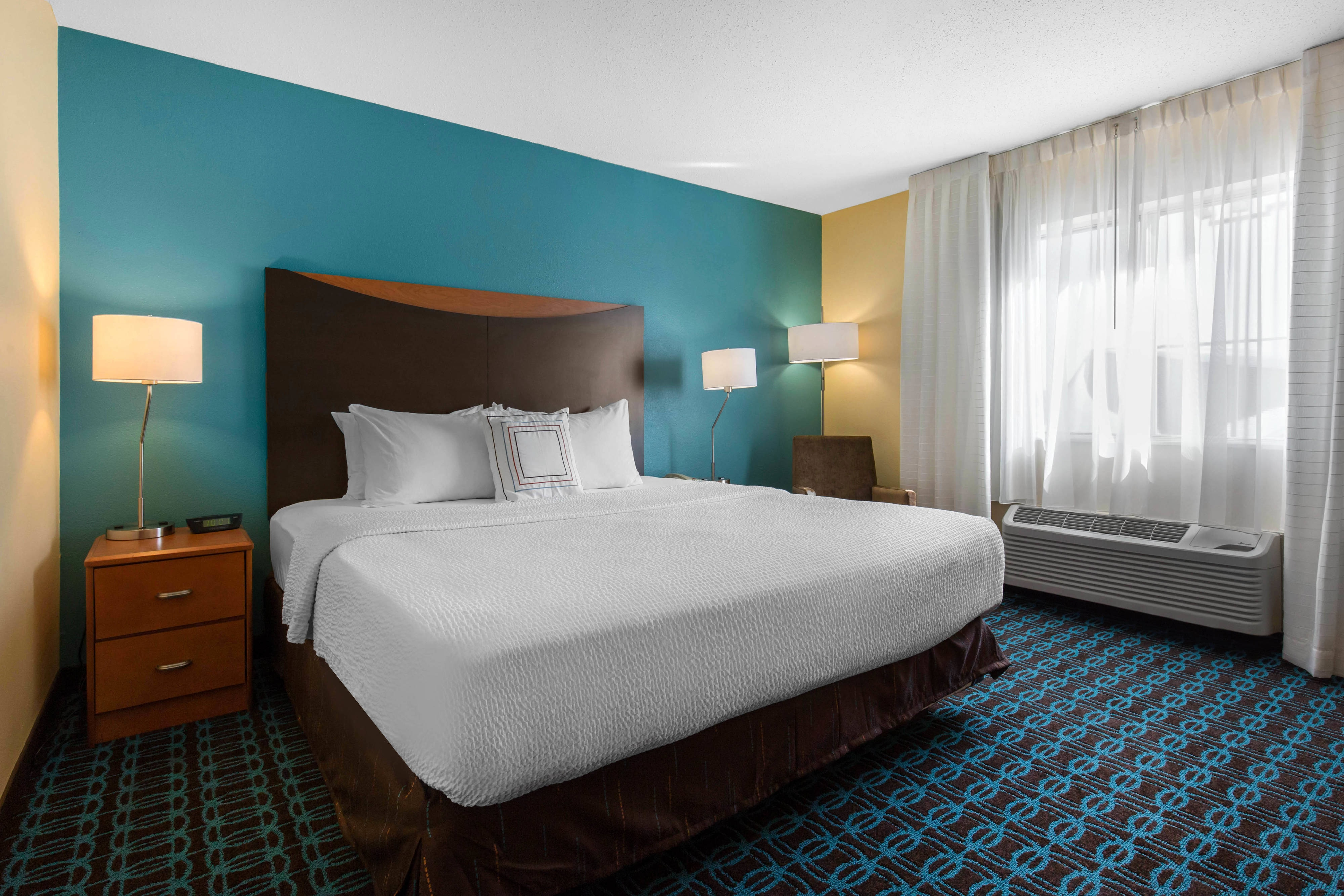Economy King Guest Room