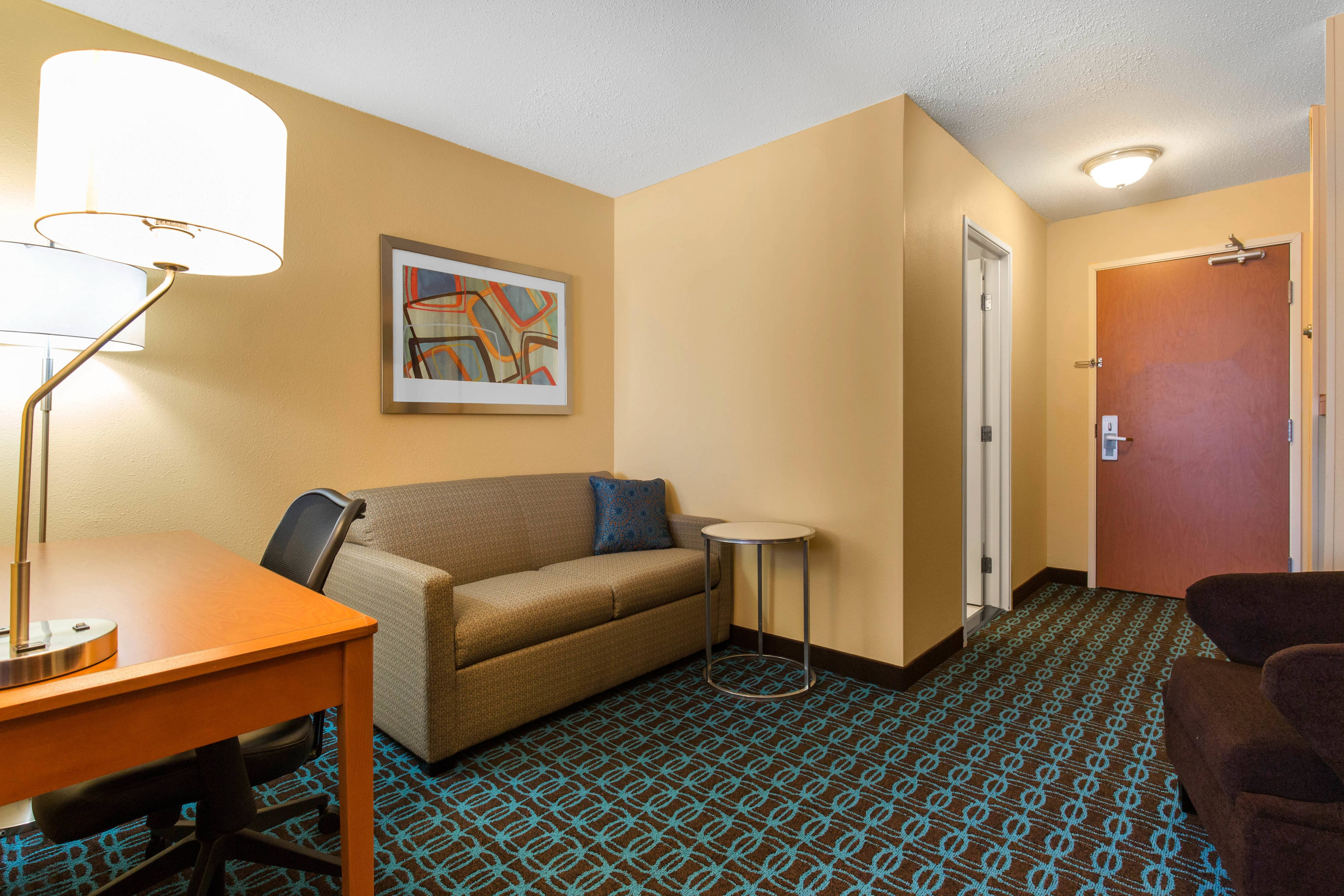 Executive King Suite - Living Area