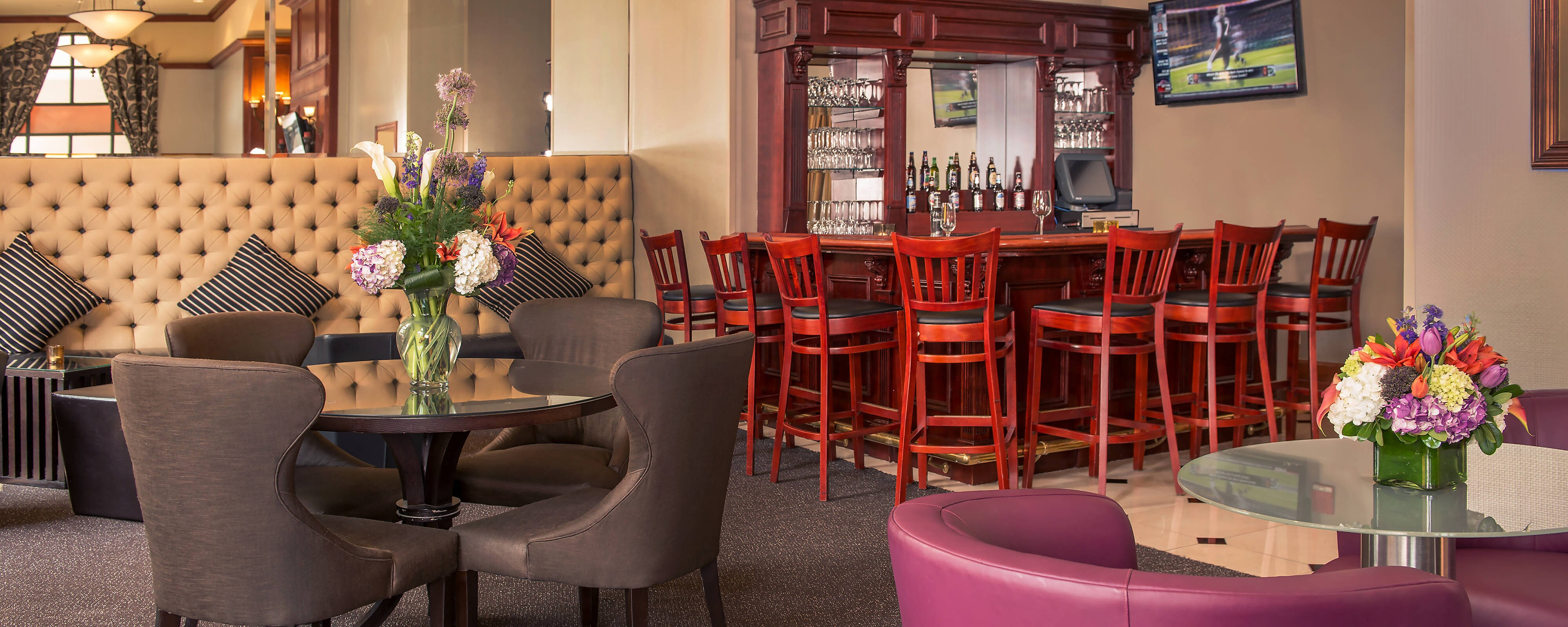 Downtown Stamford Hotel Bar