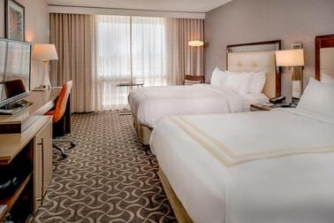 Marriott Hotel In St Louis Missouri A Convenient St