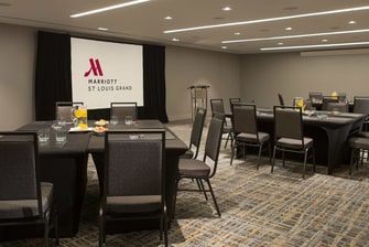 St Louis Marriott Meeting Space
