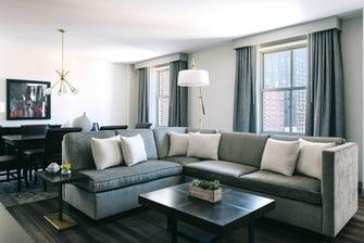 St Louis Hotel Suites