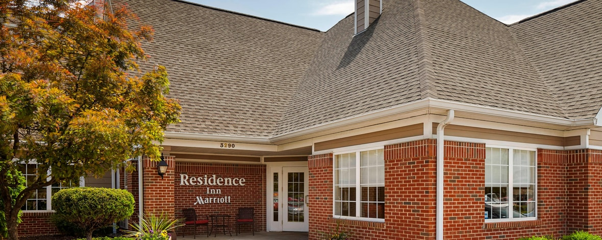 Residence Inn St. Louis Airport/Earth City Entrance